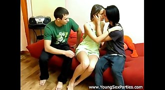 Teen music devotee Dana C Ashley gets double drilled