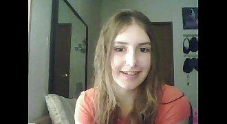 Lovely teen webcam